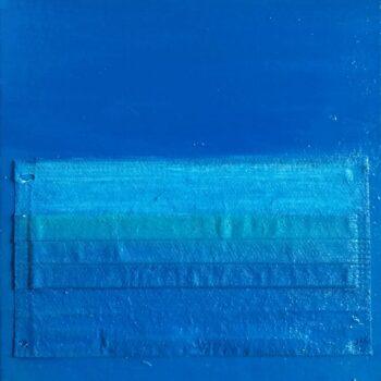 respirando  il blu